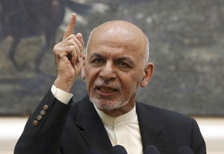 Ghani 'unhurt' as blast kills dozens at Afghan president's rally