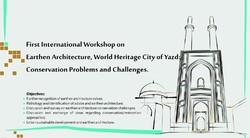 Yazd hosting intl. workshop on earthen architecture