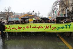 پوشش مراسم ۲۲ بهمن از قاب دوربینها/ ۱۰۰۰ نقطه کشور در دستور کار