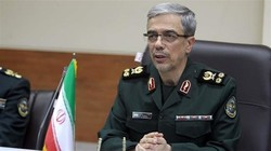 Military chief: Iranophobia aimed to sell arms