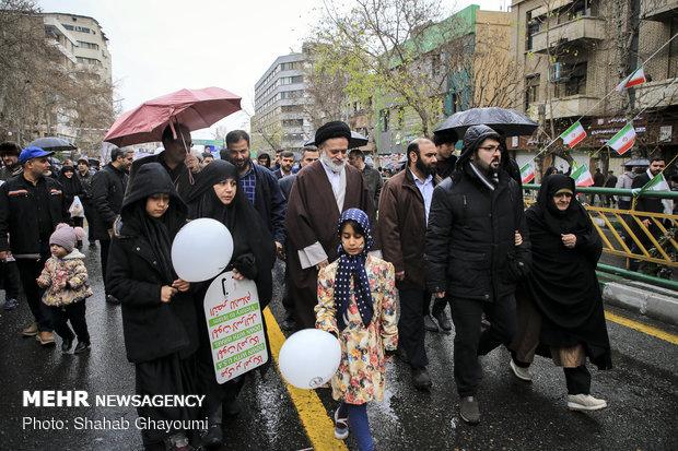 راهپیمایی 22 بهمن ماه