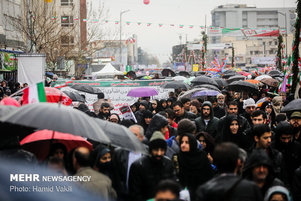 راهپیمایی ۲۲ بهمن در ۴۰ سالگی انقلاب_6