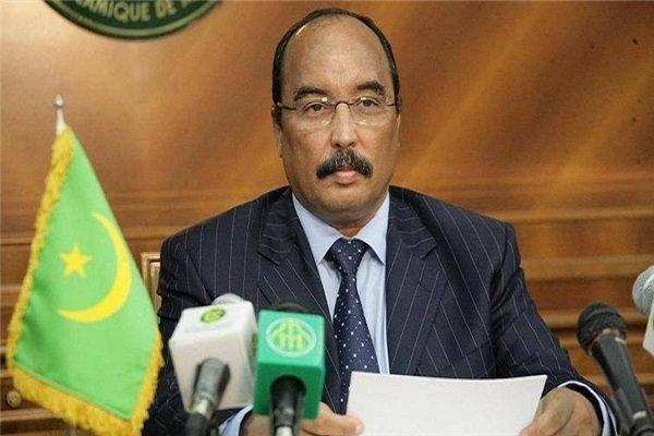الرئيس الموريتاني يهنيء روحاني بذكرى انتصار الثورة