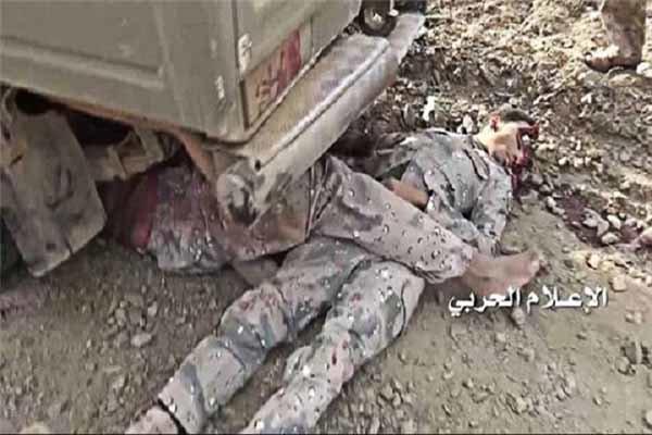 یمنیها، نظامیان سعودی را در جیزان تار و مار کردند