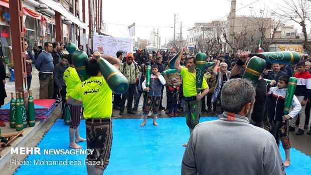 راهپیمایی ۲۲ بهمن در اسلامشهر