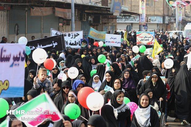 صداوسیما در جشن ۴۰ سالگی انقلاب یک تنه مقابل معاندان ایستاد