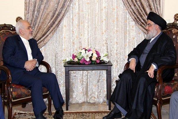 نصر الله يثمن الدعم الايراني للمقاومة ولبنان
