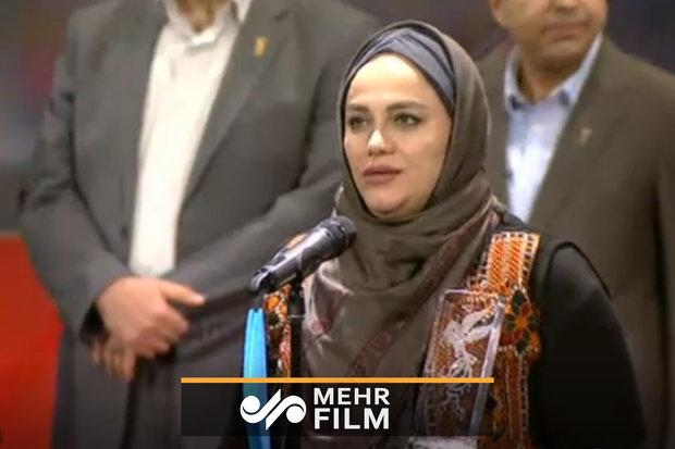 صحبتهای نرگس آبیار بهترین کارگردان جشنواره سیوهفتم فیلم فجر