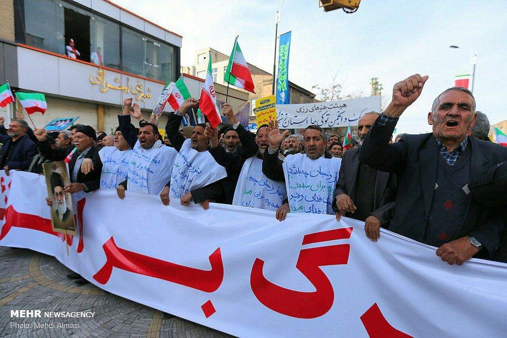 راهپیمایی ۲۲ بهمن در استان ها - ۸