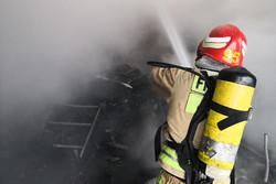 آتش سوزی منزل مسکونی در گنبد یک کشته برجا گذاشت