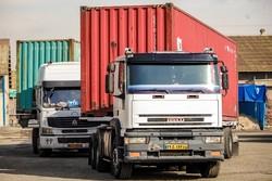 Truck traffic facilitated at Iran-Turkey border