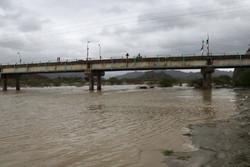 سیلاب ۴ مسیر در جنوب سیستان و بلوچستان را مسدود کرد