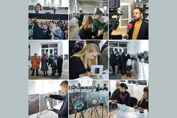 نمایشگاه عکس ایران در مسکو افتتاح شد
