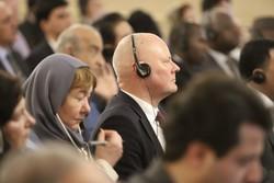 اجتماع العقود الأربعة للسياسة الخارجية الإيرانية/صور