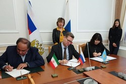Iran, Russia, Kazakhstan ink trilateral MoU on wheat trade