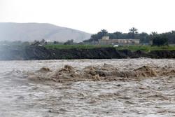 تصرف غیر قانونی رودخانه ها زندگی مردم هشتبندی را تهدید می کند