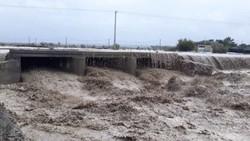 ۱۲ روستادر بخش توکهور و هشتبندی به زیر آب رفت/لزوم کمک به سیل زدگان