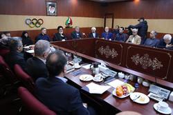 اعضای کمیسیون صلح معرفی شدند/ دعوت از علی دایی