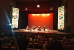 سیوچهارمین جشنواره موسیقی فجر در گلستان آغاز به کار کرد