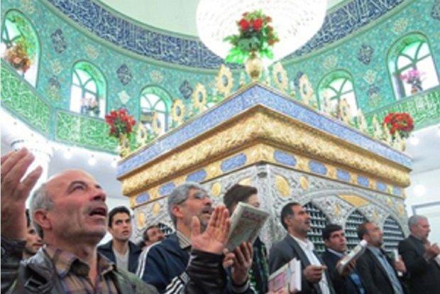 ۱۰۰ هزار نفر در بقاع متبرکه استان بوشهر اسکان یافتند
