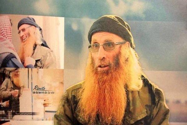 چهره مشهور داعش در سوریه بازداشت شد