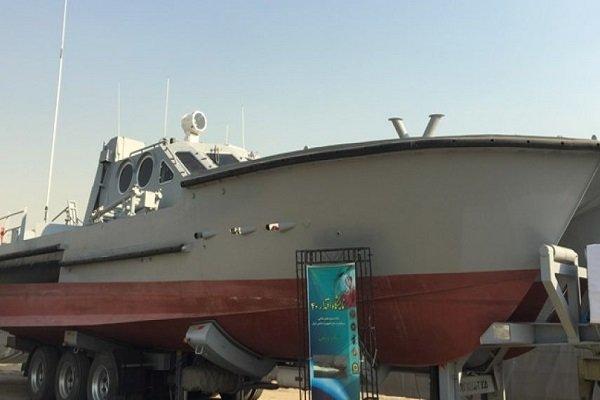 Füze taşıyabilen geliştirilmiş hücumbot İran donanmasına eklendi