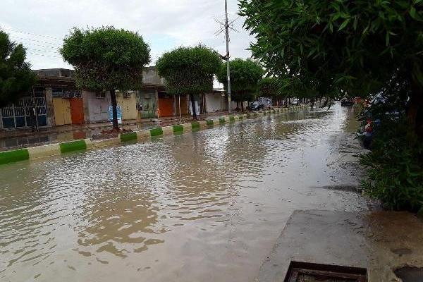 بارندگی ۶استان، همچنان کمتر از متوسط بلندمدت/افزایش بارندگی تهران
