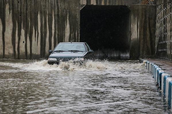 بارشهای سال زراعی ۹۷-۹۸ شهر یاسوج به ۱۲۱۱ میلیمتر رسید