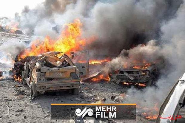 VIDEO: Massive explosion in Syria's Idlib