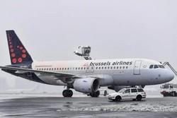 بیلجیئم میں تمام فضائی پروازیں معطل رکھنے کا اعلان