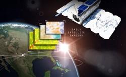 satellite crop monitoring