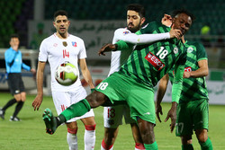 Zob Ahan FC vs Kuwait SC in 2019 ACL preliminary