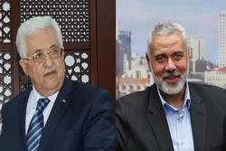 اعلام آمادگی «اسماعیل هنیه» برای دیدار با «محمود عباس»