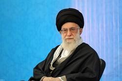 قائد الثورة الإسلامية يعزي بوفاة شقيقة رئيس الجمهورية