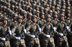 China militairy