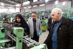 اختصاص تسهیلات ۲۱ هزار میلیاردی برای بازسازی و نوسازی صنعت نساجی