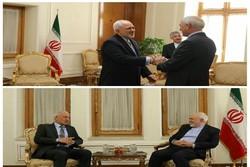سفیر تاجیکستان در ایران با ظریف دیدار و خداحافظی کرد