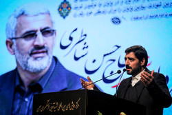 """مراسم ششمین سالگرد شهادت سردار شهید """"حاج حسن شاطری"""""""