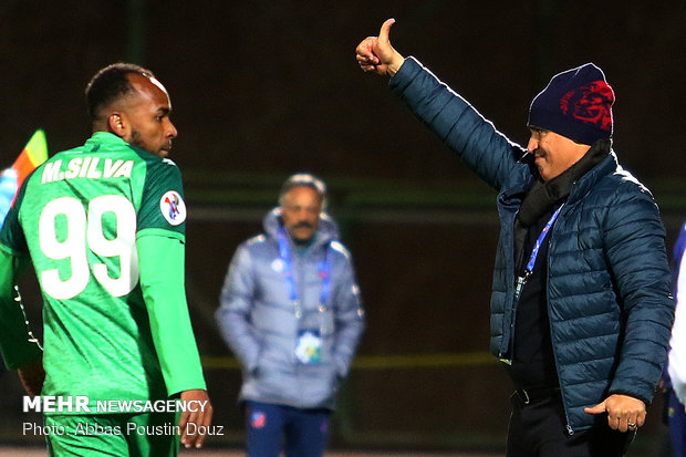 Zob Ahan FC vs Kuwait SC in 2019 ACL preliminary