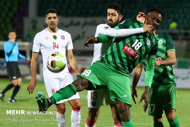 Mehr News Agency - Zob Ahan FC vs Kuwait SC in 2019 ACL preliminary