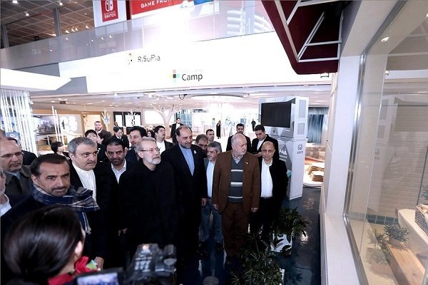 Iranian Parl. speaker visits some industrial, development projects in Japan