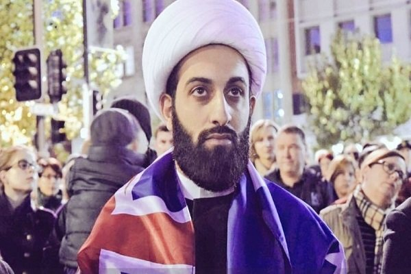 Fake Imam darling of Zionists and Hindu fanatics