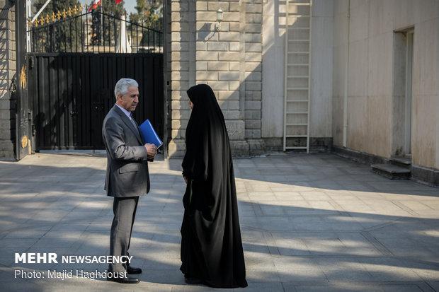 اجتماع مجلس الوزراء الايراني