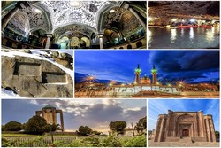 VIDOE: Virtual trip to historical city of Hamedan