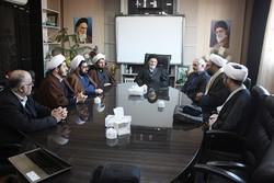 تندیس علمای بزرگ در شهر مرند نصب می شود
