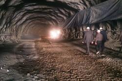 حفاری بزرگترین تونل غرب کشور شهریورماه به پایان می رسد