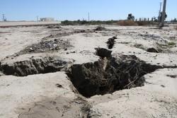 فروریزش در استان تهران/ استاندار:خشکسالی طولانی دلیل اصلی است