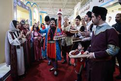"""Tahran'daki """"Uluslararası Turizm Fuarı""""ndan kareler"""