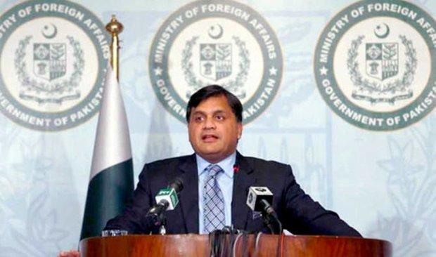 Pakistan condemns suicide terror attack in Iran