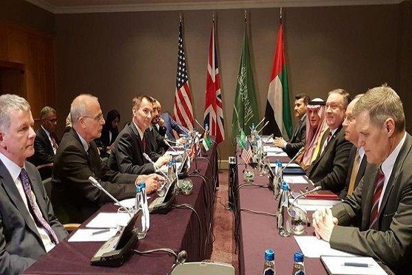 US, allies accuse Iran of meddling in Yemen, ignore Saudi aggression